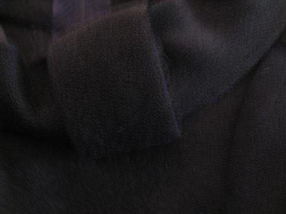 Robe noire Pierre Cardin