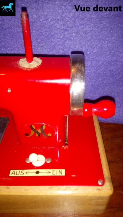 Machine à coudre enfant