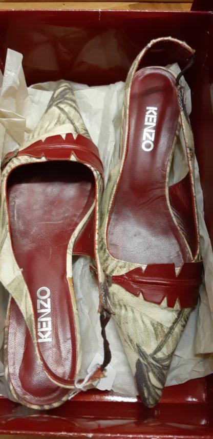 chaussures Kenzo