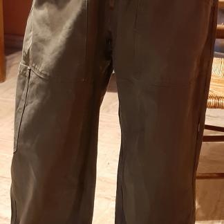 Pantalon large militaire