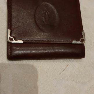 Porte monnaie Cartier