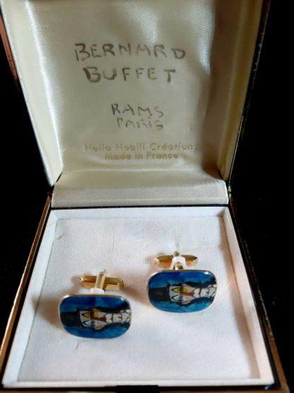 Boutons-de-manchettes-Bernard-Buffet-